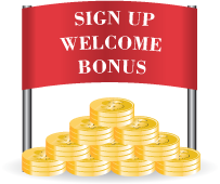 Signing Up Aand Welcome Bonuses