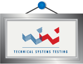 Technical Systems Testing Logo
