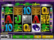 Jackpot City Casino Screenshot Break the bank again