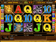 Jackpot City Casino Screenshot Mega Moolah