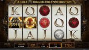 Lucky 247 Casino Screenshot Game of Thrones