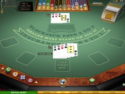 Spin Palace Casino Screenshot Blackjack