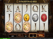 Spin Palace Casino Screenshot Game Of Thrones