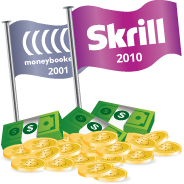 Play Online with Skrill